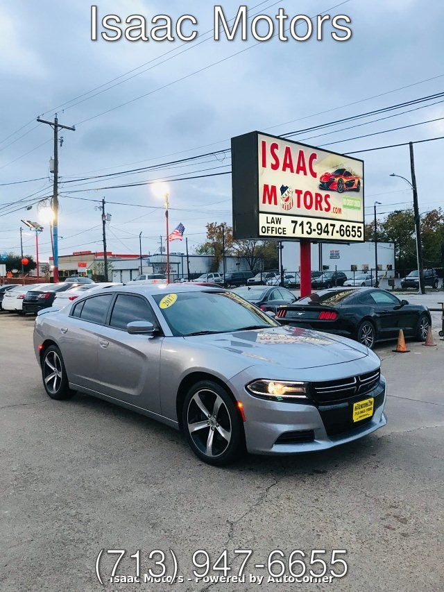 2017 Dodge Charger SE 8-Speed Automatic