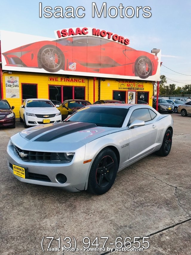 2010 Chevrolet Camaro LT1 Coupe 6-Speed Automatic