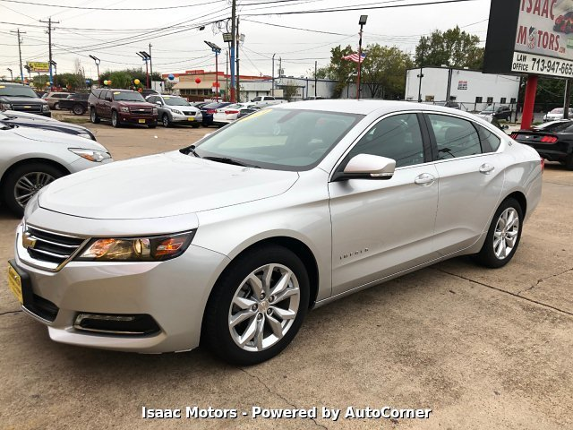 2019 Chevrolet Impala LT 6-Speed Automatic