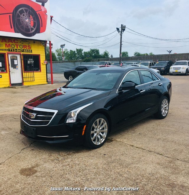 2017 Cadillac ATS 2.0L Standard AWD 6-Speed Automatic