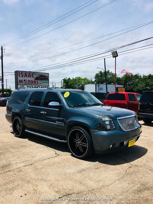 2007 GMC Yukon Denali XL AWD 4-Speed Automatic