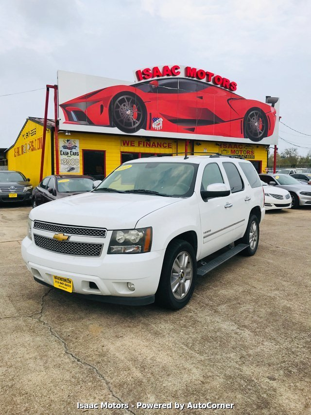 2010 Chevrolet Tahoe LTZ 2WD 6-Speed Automatic