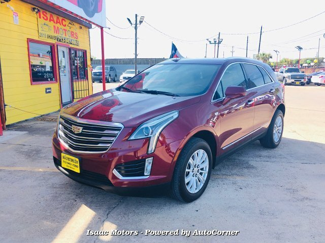 2017 Cadillac XT5 Base 8-Speed Automatic