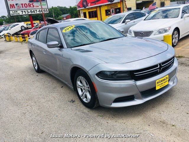 2015 Dodge Charger SE 8-Speed Automatic