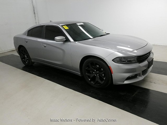 2016 Dodge Charger SXT 8-Speed Automatic