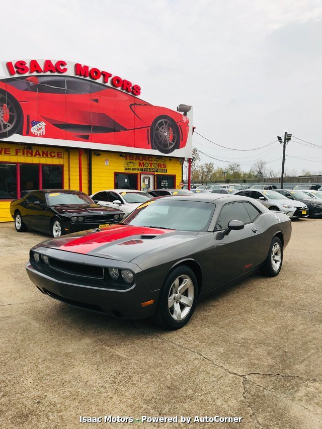 2013 Dodge Challenger SXT 4-Speed Automatic