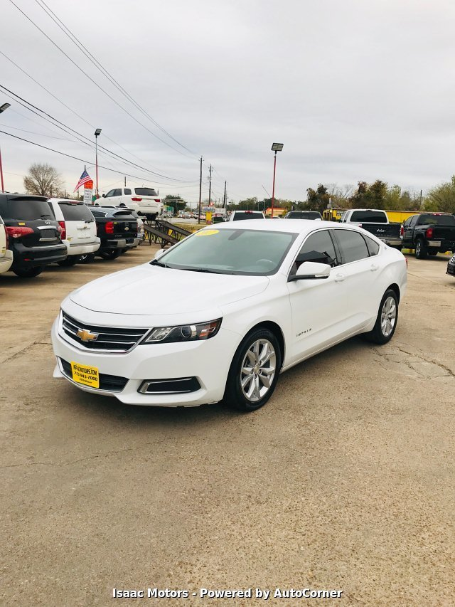 2017 Chevrolet Impala LT 6-Speed Automatic