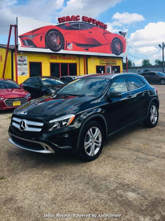2016 Mercedes Benz GLA-Class GLA250 7-Speed Automatic