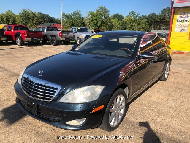 2007 Mercedes Benz S-Class S550 7-Speed Automatic