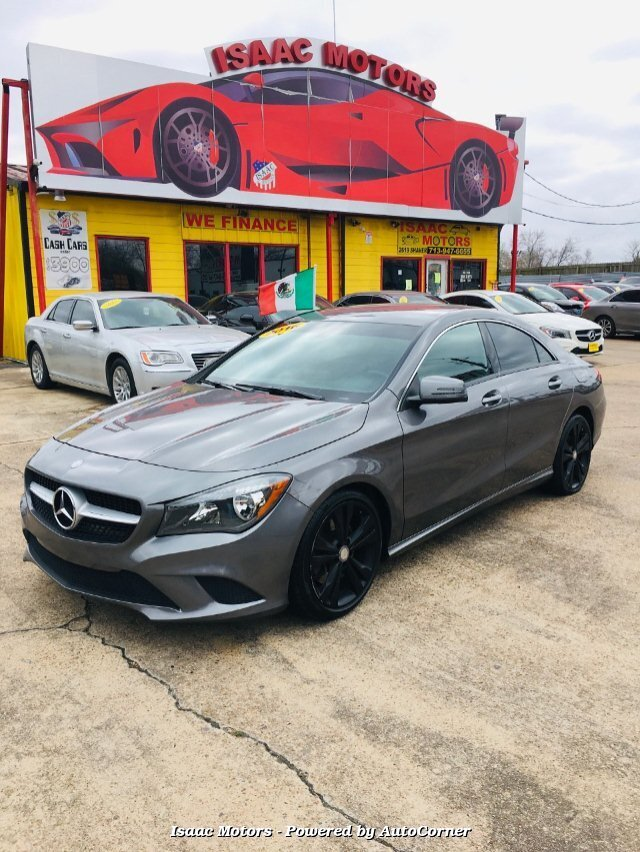 2016 Mercedes Benz CLA-Class CLA250 7-Speed Automatic